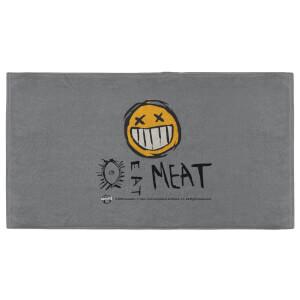 Borderlands Eat Meat - Fitness Towel