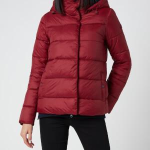Barbour Women's Limpet Quilt Coat - Carmine
