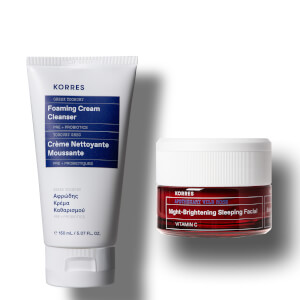 Korres Best Sellers Bundle (Worth $74.00)