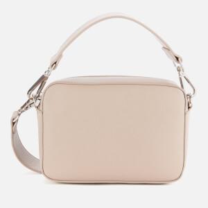 HVISK Women's Glaze Texture Bag - Warm Beige
