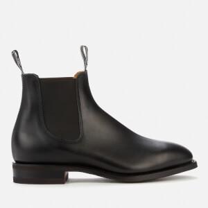 R.M. Williams Men's Comfort Craftsman Leather Chelsea Boots - Black