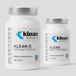 Multivitamin & Klean D 125 MCG Bundle
