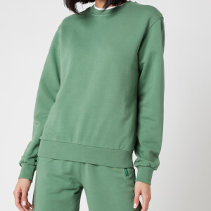 Les Girls Les Boys Women's Loopback Crew Neck Sweatshirt - Myrtle
