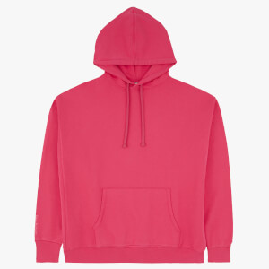Les Girls Les Boys Women's Loopback Hoody - Raspberry