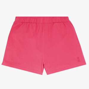 Les Girls Les Boys Women's Jersey Apparel Loose Shorts - Raspberry