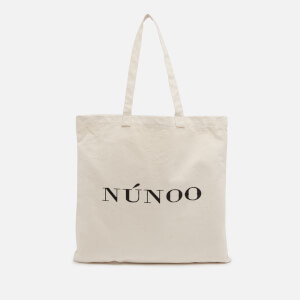 Núnoo Women's Shopper Tote Bag - White