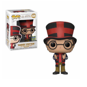 Figura Funko Pop! Exclusivo SDCC20 - Harry Potter En Copa Del Mundo - Harry Potter