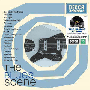 Various Artists - The Blues Scene 2LP (RSD 2020)