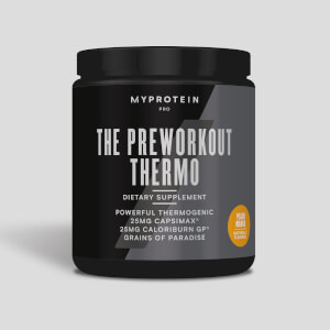 THE PREWORKOUT THERMO