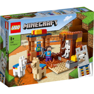 LEGO Minecraft: The Trading Post Set (21167)