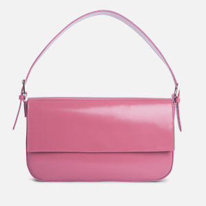 by FAR Women's Manu Semi Patent Bag - Pink