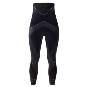 Training Suit High Waist Tights - Black