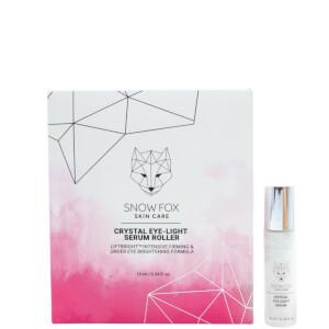 Snow Fox Skincare Crystal Eye-Light Serum Roller