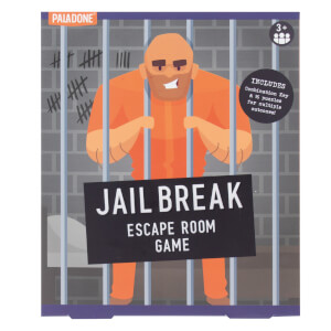 Jail Break Escape Room Game