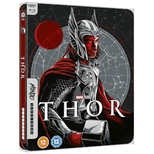 Marvel Studios' Thor - Mondo #45 Zavvi Exclusive 4K Ultra HD Steelbook (includes Blu-ray)