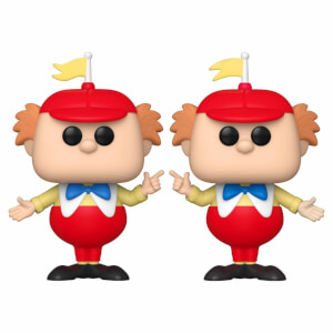 Disney Alice in Wonderland 70th Tweedle Dee & Tweedle Dum 2-Pack Funko Pop! Vinyls