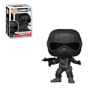 POP Vinyl: G.I. Joe- V1 Snake Eyes