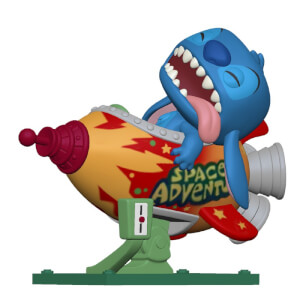 Lilo & Stitch Stitch in Rocket Pop! Ride