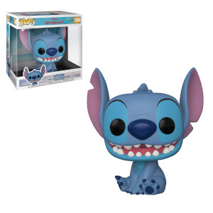 Lilo & Stitch Sitting Stitch 10-Inch Pop! Vinyl Figure