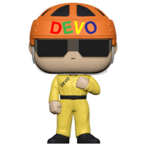 Devo Satisfaction Funko Pop! Vinyl!