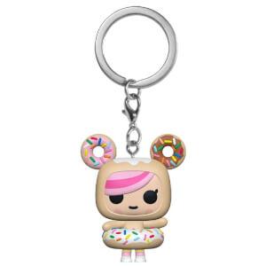 Tokidoki Donutella Funko Pop Keychain