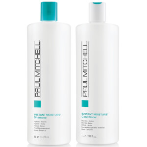 Paul Mitchell Instant Moisture Shampoo and Conditioner (2 x 1000ml)