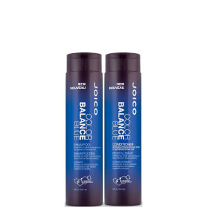 Joico Color Balance Blue Shampoo and Conditioner (2 x 300ml)