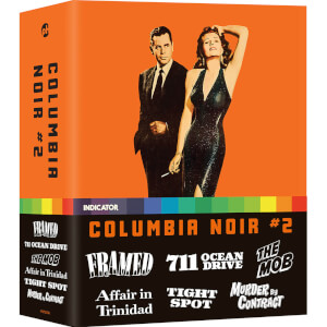 Columbia Noir #2 (Limited Edition)