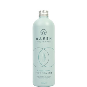 Waken Mouthwash Peppermint 500ml
