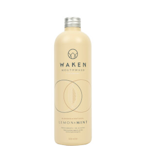 Waken Mouthwash Lemon & Mint 500ml