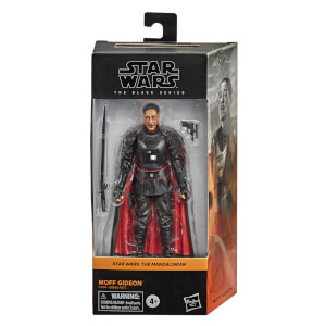 Hasbro Star Wars The Black Series Moff Gideon Action Figure