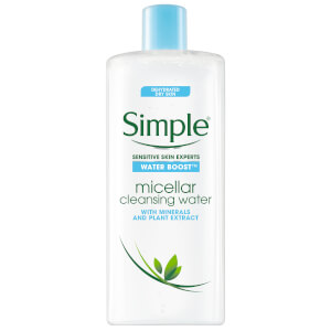 Simple Waterboost Hydrating Micellar Water 400ml