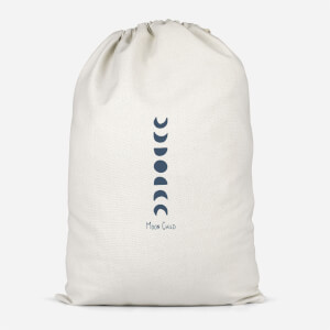 Moon Child Cotton Storage Bag