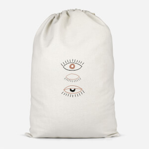 All Seeing Eye Cotton Storage Bag