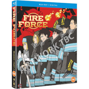 Fire Force Season 1 Part 2 (Episodes 13-24)