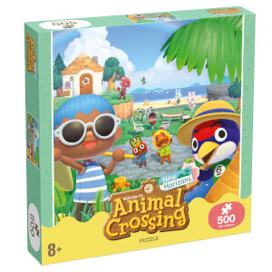 Animal Crossing: New Horizons Jigsaw (500 Pieces)