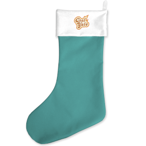 Cule Yule Christmas Stocking