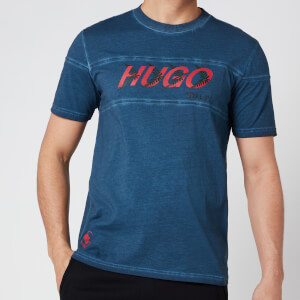 HUGO X Liam Payne Men's Dappel T-Shirt - Dark Blue
