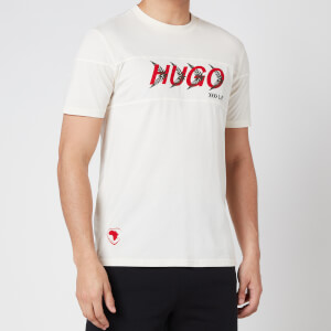 HUGO X Liam Payne Men's Dappel T-Shirt - Natural