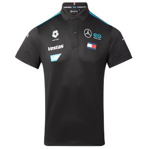 Mercedes-Benz MFE Team Polo Shirt - Black