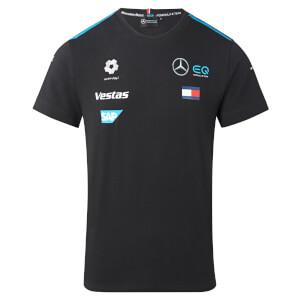 Mercedes-Benz MFE Kids' Short Sleeve T-Shirt - Black