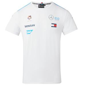 Mercedes-Benz MFE Kids' Short Sleeve T-Shirt - White