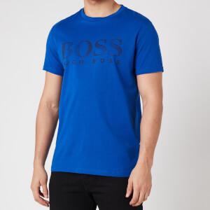 BOSS Swimwear Men's Rn T-Shirt - Open Blue