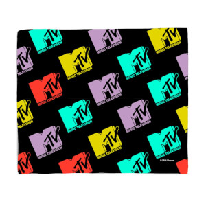 MTV Fleece Blanket