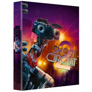 Short Circuit 2 - Deluxe Limited Edition