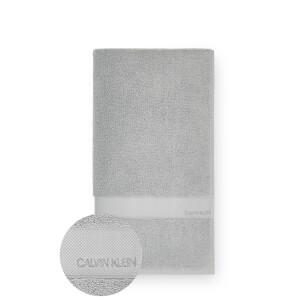 Calvin Klein Tracy Bath Towel - Grey