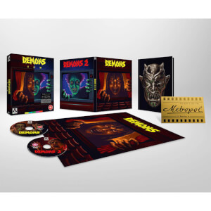 Demons 1 & 2 Limited Edition - 4K Ultra HD