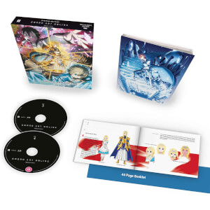Sword Art Online Alicization Part 2 - Collector's Edition
