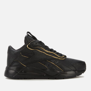 Reebok X Victoria Beckham Women's Bolton Leather VB Trainers - Black