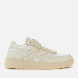 Reebok X Victoria Beckham Women's Dual Court II VB Trainers - Paper White